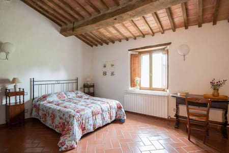 NATURE-TERME-TASTING-  Double room Val d'Orcia - House