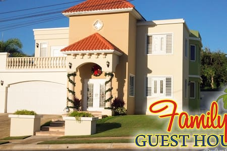 Family Guest House 787-548-8171 - Quebradillas - Bed & Breakfast