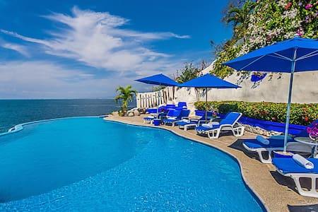 Villa Mia 14 Bedrooms: 107455 - Boca de Tomatlan - Villa