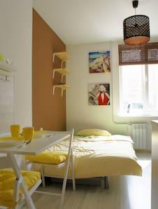 Дизайнерская студия в центре (Цурюпа) - Apartment