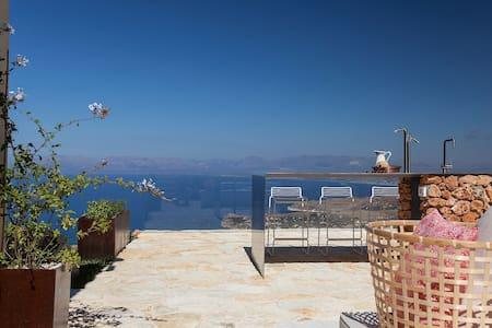 Luxury and spectacular views at La villa là - Visicari