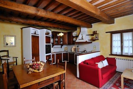 Private Villain Umbria/Toscany - Lisciano Niccone - House