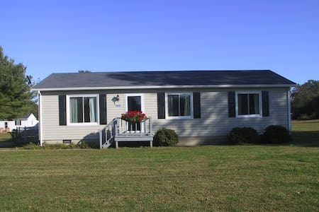Fishermans House - 12m fr Reedville - Casa