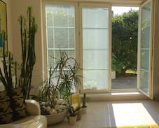 Picture of 3 rooms in villa with garden near to city center