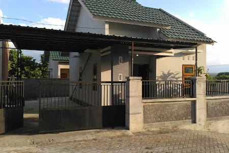 Full Private House with carpot for your adventure - Sumbawa Besar - Rumah