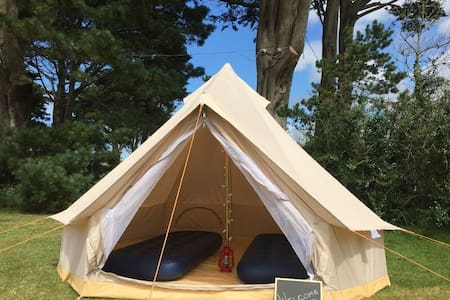 Rosecliston Campsite - Tenda