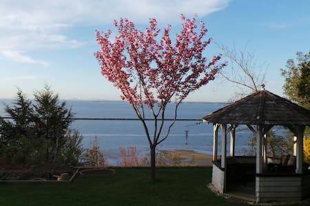 Private Oceanfront Cliff House - Atlantic Highlands - Σπίτι