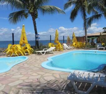 Apto 12 Standard - Red Flower - Vera Cruz - Apartment-Hotel