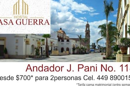 Cuartos Feria San Marcos J. Pani - Casa