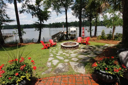 Spacious in-law apt w/kitchen on Lake Murray - Chapin