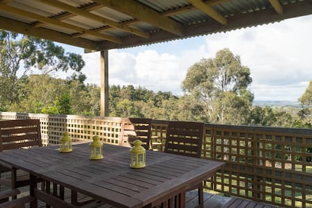 Home among The Gum Trees - Beaconsfield - House