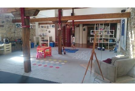 Amazing interior space - House