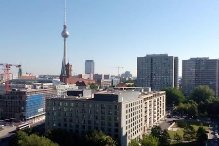 beautiful flat in the heart of berlin - Berlin - Apartment