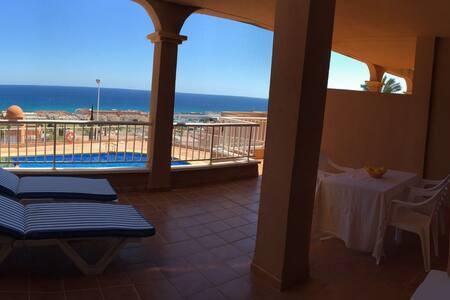 Mojácar playa y golf - Wohnung