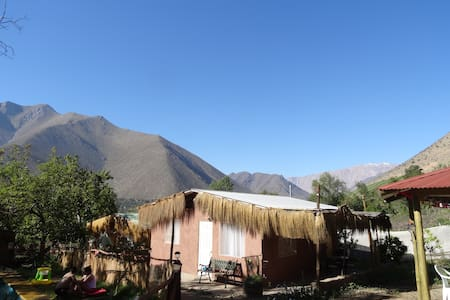 Enjoy in beautifull cabins in Peralillo - Peralillo - Chalet