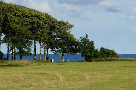 House with sea view - villa med havudsigt - Sønderborg - Hus