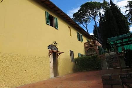 A 1600 Tuscan House at only 11 km from Florence! - Pontassieve - Villa