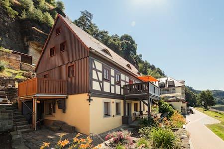 Ferienwohnung Elbjuwel - Rathen - Pis
