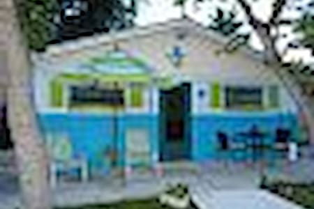 Private Canal Guesthouse on the Gulf of Mexico. - Guesthouse