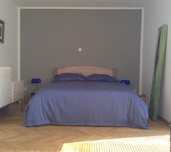 Gemütliches Apartment mit schönem Ausblick - Frankfurt am Main - Pis