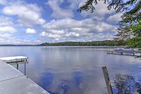 Rustic 2BR Land O?Lakes Waterfront Cabin! - Land O' Lakes
