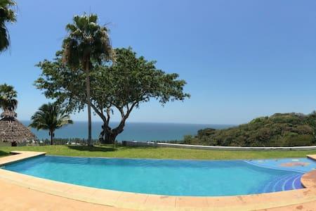 Villa #2 (Pool) Limoncito Hills - Jolotemba