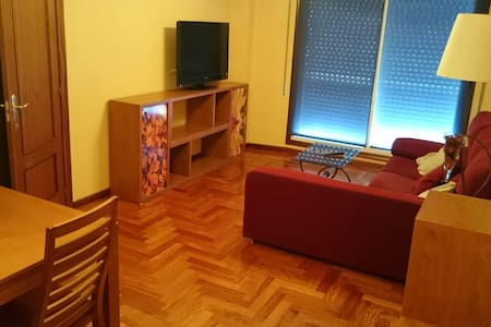 2 bedroom apartment just 500 mt from the beach - Cangas - Apartamento