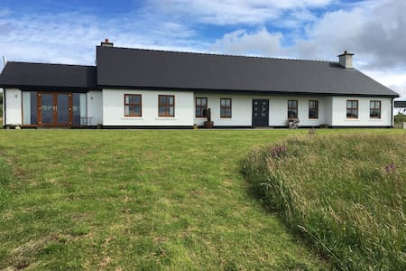 Place by the Sea - Belmullet - Casa
