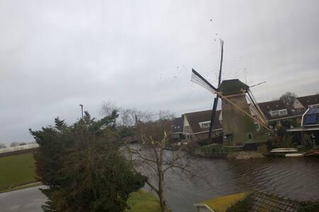 A House in Molenaarsgraaf - Molenaarsgraaf - Haus