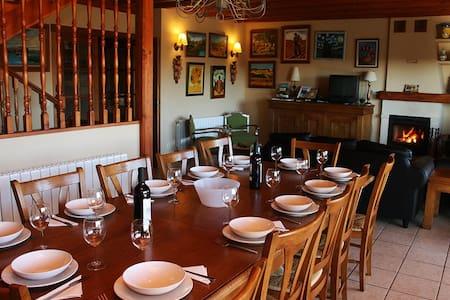 Casa Rural Los Antiguos Pajares - Ciruelos de Cervera - Casa