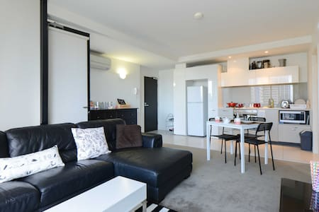 Relaxing Apartment in Melbourne CBD