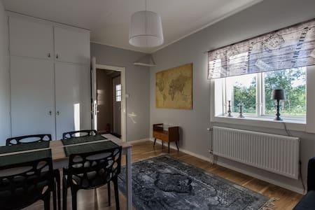 Two Room Residence | Central Kiruna - Casa