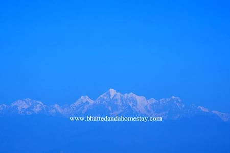 Homestay Dhulikhel, grand view - Casa