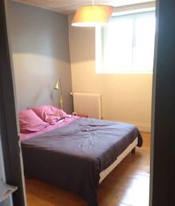 Chambre individuelle et SDB privée - Monistrol-sur-Loire - Rumah
