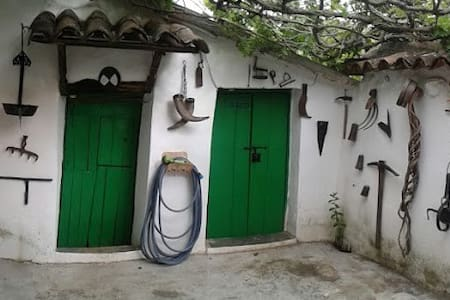 Casa Rural con piscina 11km Aracena - Cortelazor - Haus