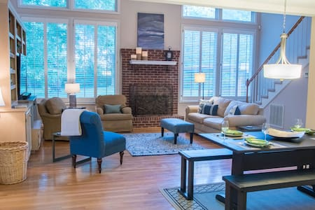 Chalet Style Retreat near Downtown, Opry and More! - Nashville