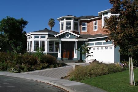 Beautiful home, 5 mi to Stadium [3] - Santa Clara - Bed & Breakfast