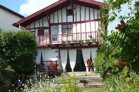 maison Marchand Navarraise du XVIè - Inap sarapan