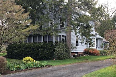Salem Street Homestead - House
