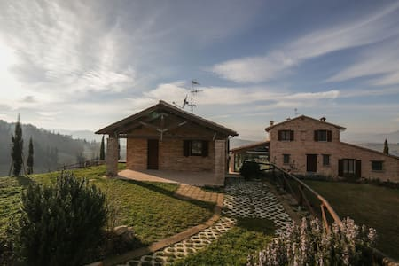 Country House Ca' Brunello - Rumah