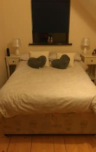 Double room in comfy family home  - County Wexford, IE - Haus