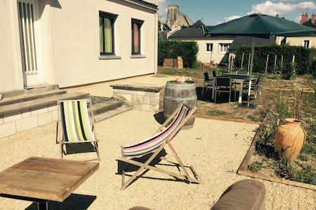 Mon petit paradis au Bourg Joly - Haus