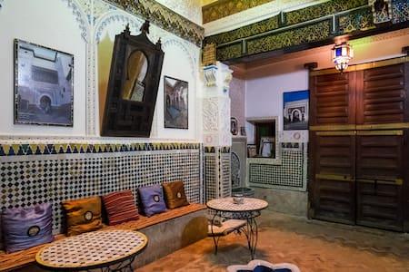 Riad Malak - Room Kanaa