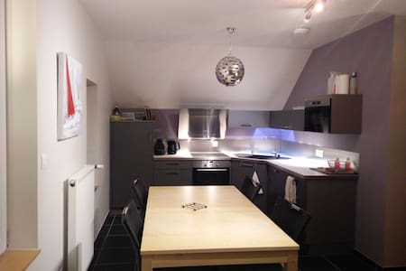 Appartement Neuf Centre-ville - Pontarlier - Apartmen