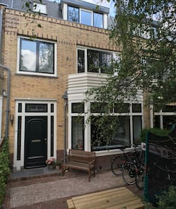 Comfortable family house near beach and Amsterdam - Casa