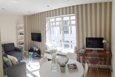 Luxury Apartment in Central London / Soho - London - Apartment