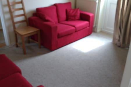 Bedroom 3 : Single room in Aylesbury. - Apartment