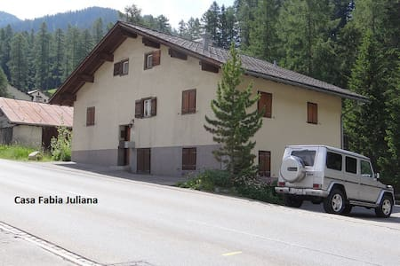 Apartment in Sur Grisons - Appartement