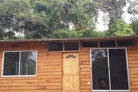 Mango cabin amazing mountain view - Puntarenas - House