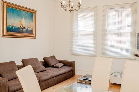 Lovely Central 2BD by the Chelsea Embankment! - London - Apartment